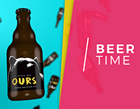 BEER TIME - ANIMATION 3D