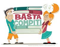 Basta Compiti! (No homework)