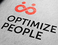 Optimize People // Logo Design and Branding