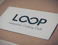 Loop: Coding Club Logo