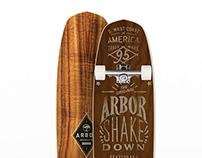 Arbor Skateboards 2014