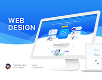 Bizfly Landing page