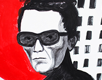 About Pier Paolo Pasolini