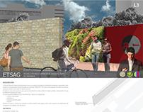 Proyecto de Intervención - Facultad de Arquitectura UGR