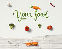 Your food branding