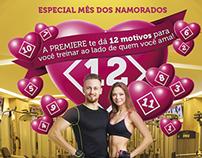 Especial mês dos Namorados - Premiere Fitness
