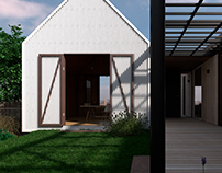 Seaview House, Jackson Clement Burrows Architects.