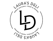 LAURA'S DELI CORPORATE DESIGN & FOTOGRAFIE