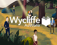 Wycliffe Australia – Let's find it together