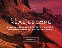 The Real Escape // Audi - CRM