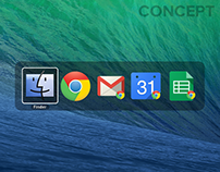 Chrome Desktop Web App Switcher