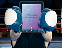 polygonbg.com is iphone & tablet friendly.