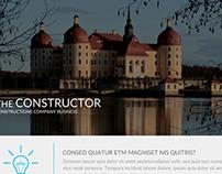 Contractor Business Flyer