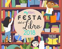 Festa del Libro Poster