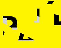 Wolfgang Weingart Designer Poster