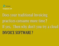 Simple invoicing software for SMEs