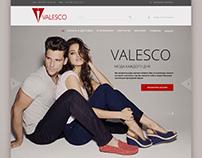 Shoe store Valesko