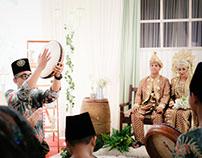 Hafiz & Nurbayah's wedding