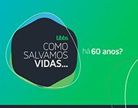 Campanha 60 anos Farmacêutica LIBBS