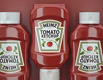 3D - Heinz