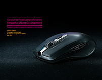 User Research | Logitech Anywhere MX Mouse