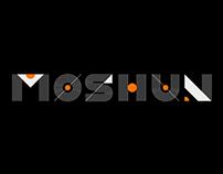 Moshun - Animated Typeface