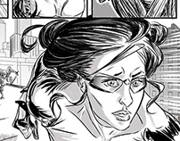 Spider Woman - Marvel Comics - Sample