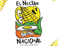 Nectar Nacional Logo Design