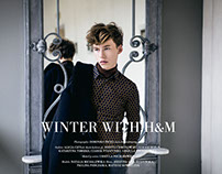 Winter with H&M