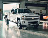 2017 SILVERADO HD IMAGERY