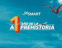 JetSMART / Prehistoria
