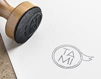 Logo para Scrapbooker: TAMI