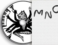 Logo design for MNGWA music band