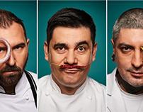 MasterChef Bulgaria Season 3 Campaign