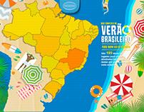 Guia Completo do Verão Brasileiro
