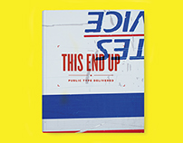 This End Up | Public Typography