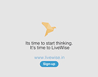 LiveWise || Marketing Video