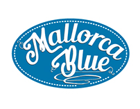 Mallorca Blue, logo for a special Zumba event