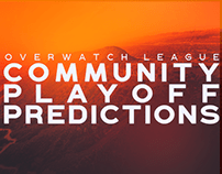 OWL Community Playoff Predictions