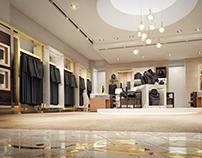 Retail Interior Design - Kuwait