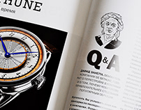 SIHH Portraits of Watchmaking Icons