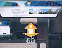 JHC serviços, Web Design