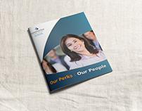 Employees benefits brochure