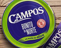 Campos - Reflejando todo lo bueno del mar
