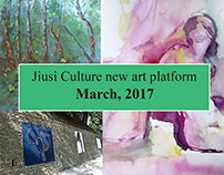 Jiusi Culture New Art Platform March ,2017