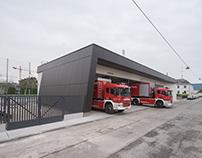 Fire station Wien Liesing
