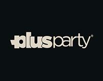 PLUSparty (BRANDING)