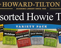 Assorted Howie Teas