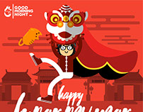 Happy Year of Monkey