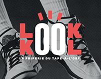 LOOK KOOL – La friperie du tape à l'œil